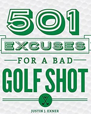 golf excuses