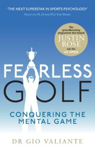 golf related book