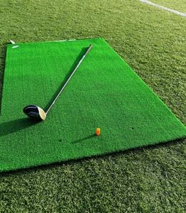 golf practice at home