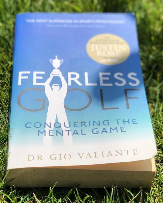 fearless golf book
