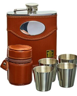 hip flask-set
